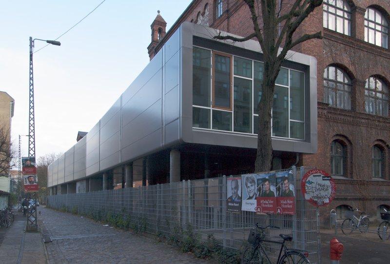 Oehlenschlægersgades Skole Nøhr Sigsgaard